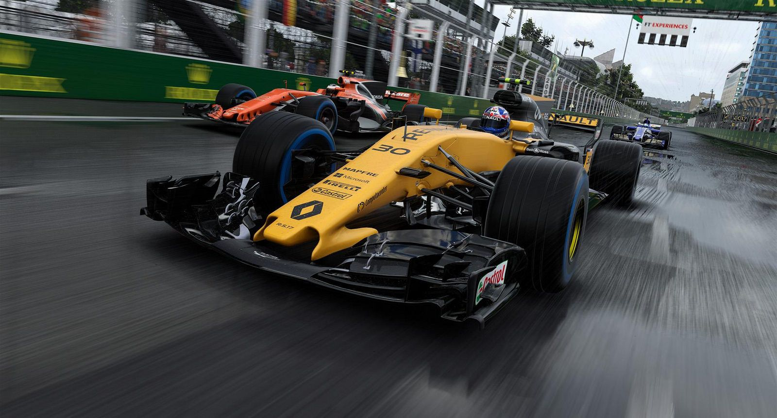 F1 2017 Repack Version (FitGirl)