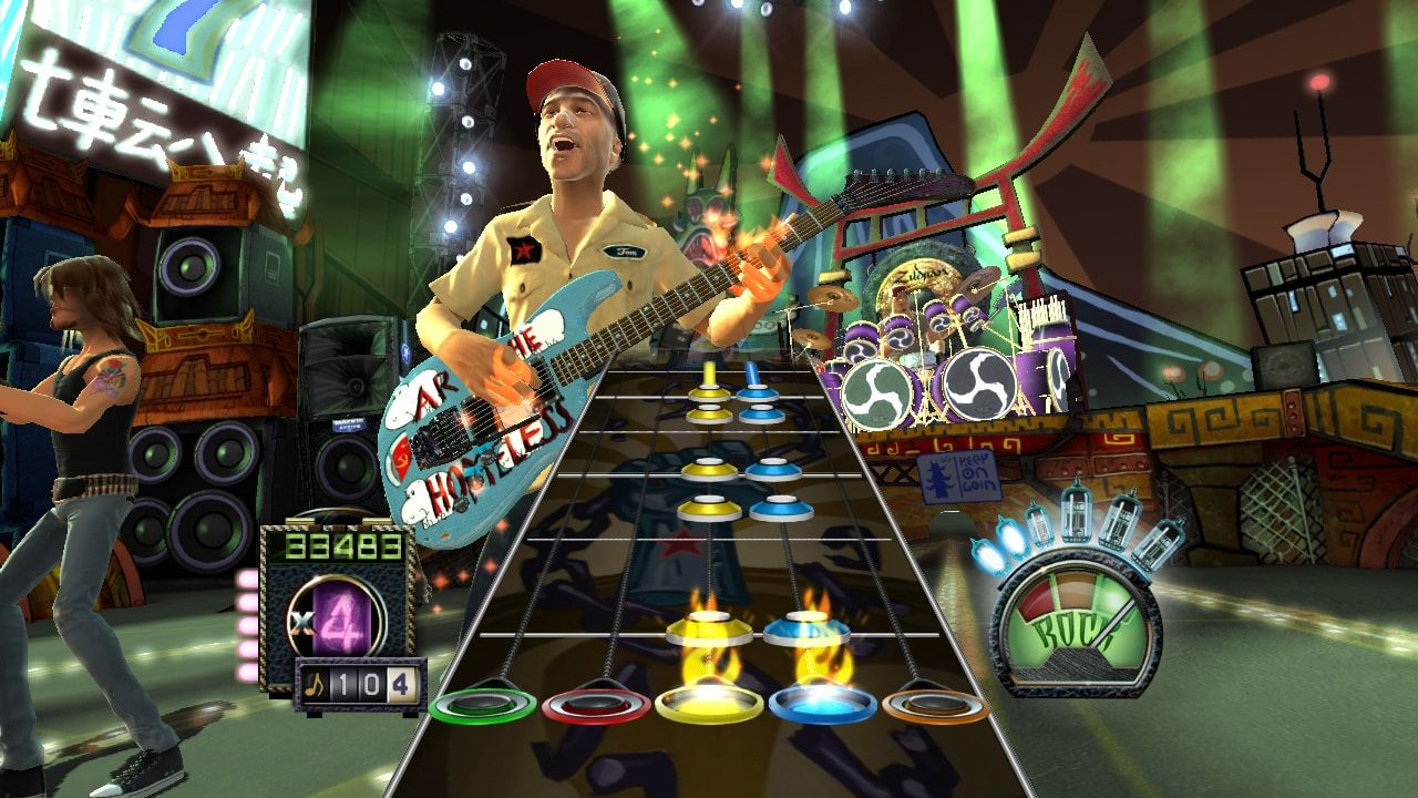 Guitar Hero III Legend of Rock Full Version