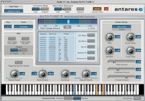 Download Gratis Antares Autotune Evo VST RTAS v6 0 9 Full