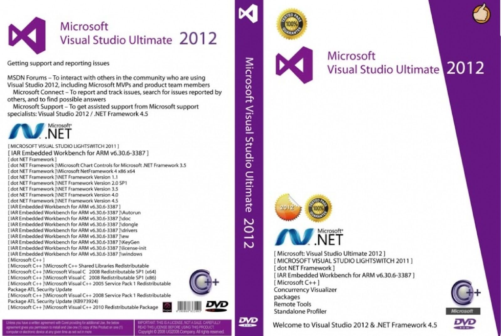 visual studio 2012 full version free download