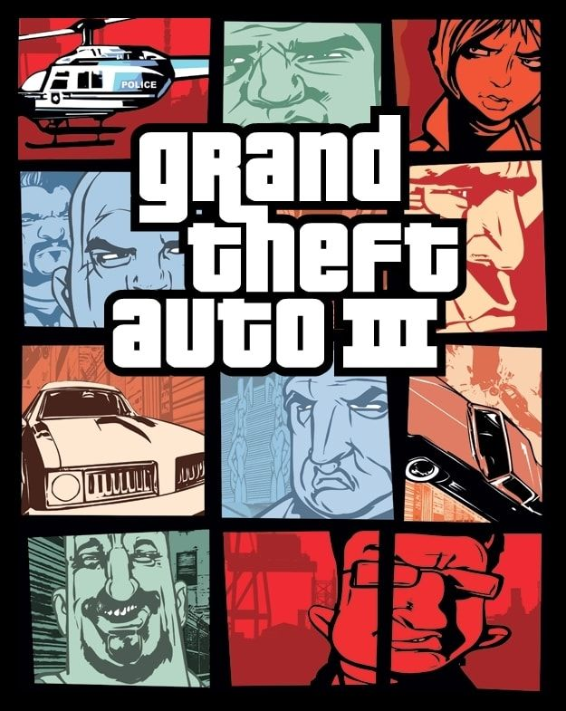 Grand Theft Auto III Full Version