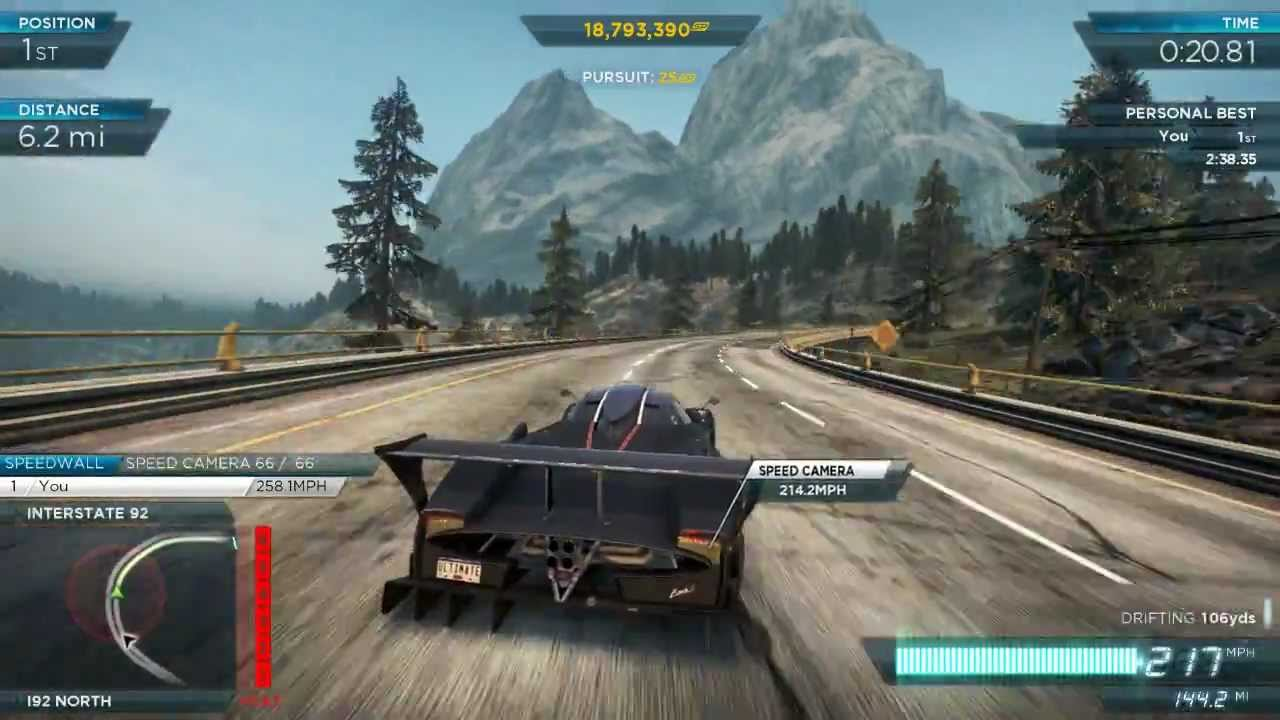 Download Gratis Need for Speed Most Wanted Ultimate Speed Full Version