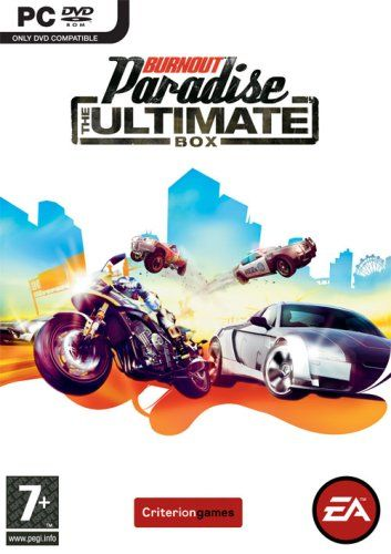 Burnout Paradise The Ultimate Box (MULTi12 PROPHET)