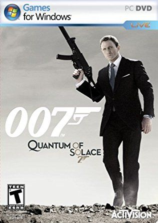 James Bond 007 Quantum of Solace Full Version (MULTi6 ElAmigos)