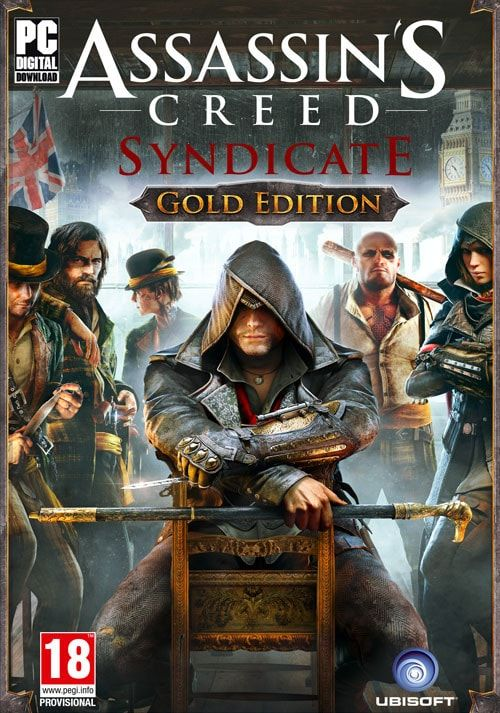 Assassin Creed Syndicate Gold Edition Repack Version (FitGirl)