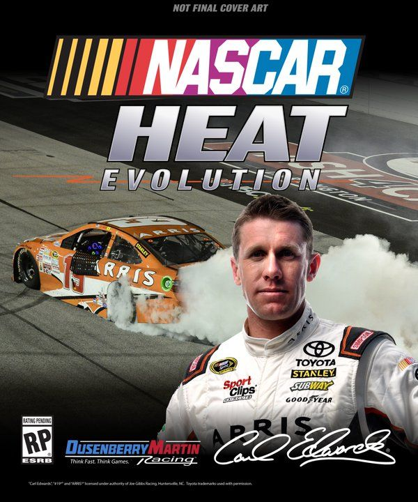 Nascar Heat Evolution Full Version (CODEX)