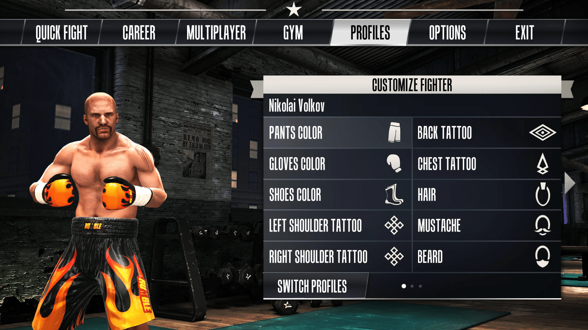 Real Boxing Full Version (CODEX)