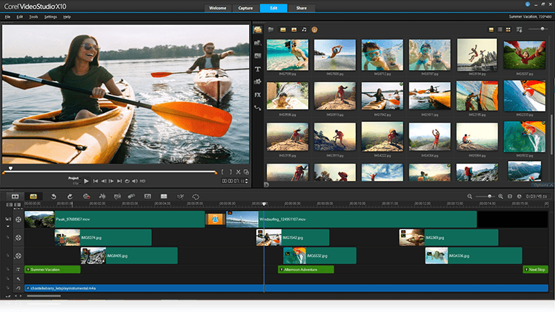 Download Gratis Corel VideoStudio Pro X10 Full Version
