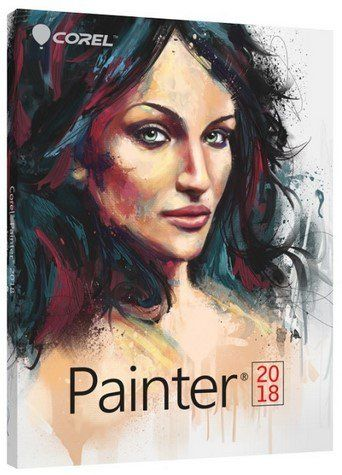 Download Gratis Corel Painter 2018 Full Version