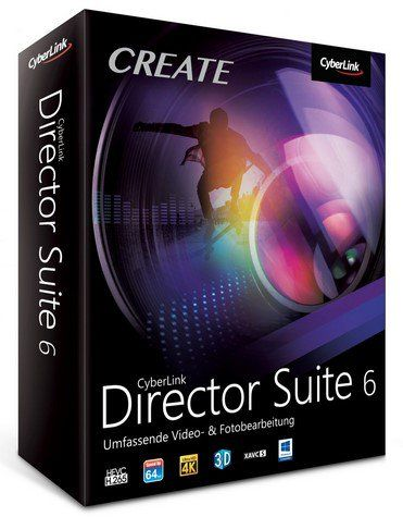 Download Gratis CyberLink Director Suite 6 Full Version