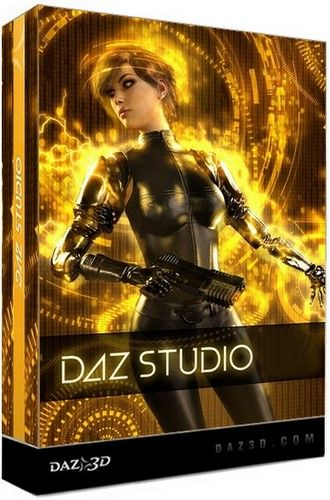 Download Gratis DAZ Studio Pro 4 Full Version