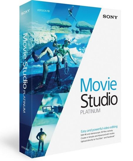 Download Gratis MAGIX VEGAS Movie Studio Platinum 14 Full Version