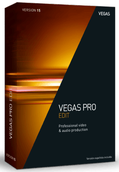 Download Gratis MAGIX VEGAS Pro Edit 15 Full Version