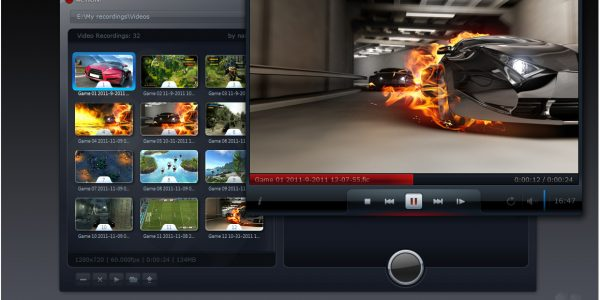 Download Gratis Mirillis Action! Player Recording Playback