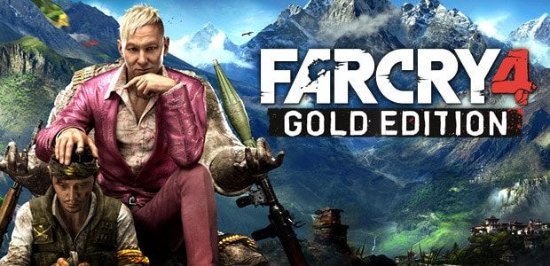 Download Game Gratis Far Cry 4 Gold Edition Full Version
