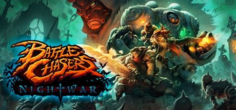 Download Games Gratis Battle Chasers: Niightwar Fulll Version