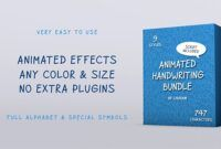 Download Gratis Animated Handwriting Bundle (Videohive - 21054513)