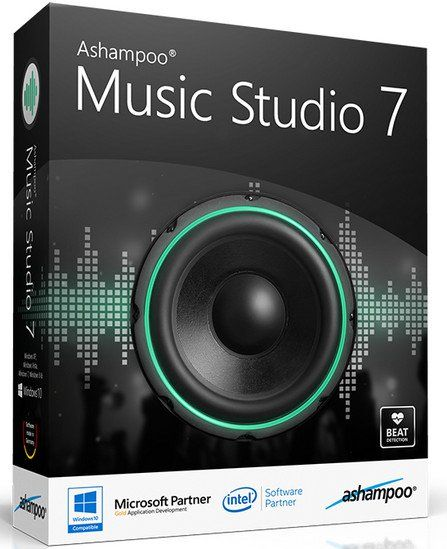 Download Gratis Ashampoo Music Studio Full Version