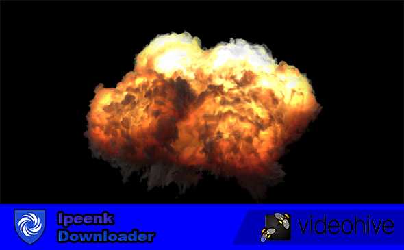 Download Gratis Explosion Videohive