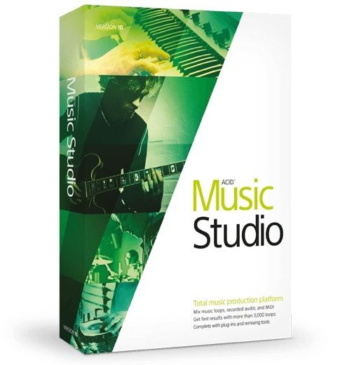 Download Gratis MAGIX ACID Music Studio 10 Full Version