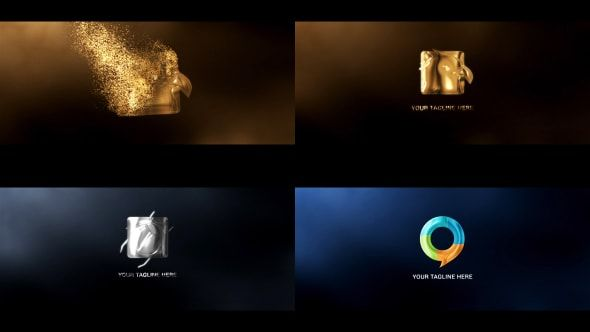 Download Gratis Particle Logo Reveal (Videohive - 20883016)