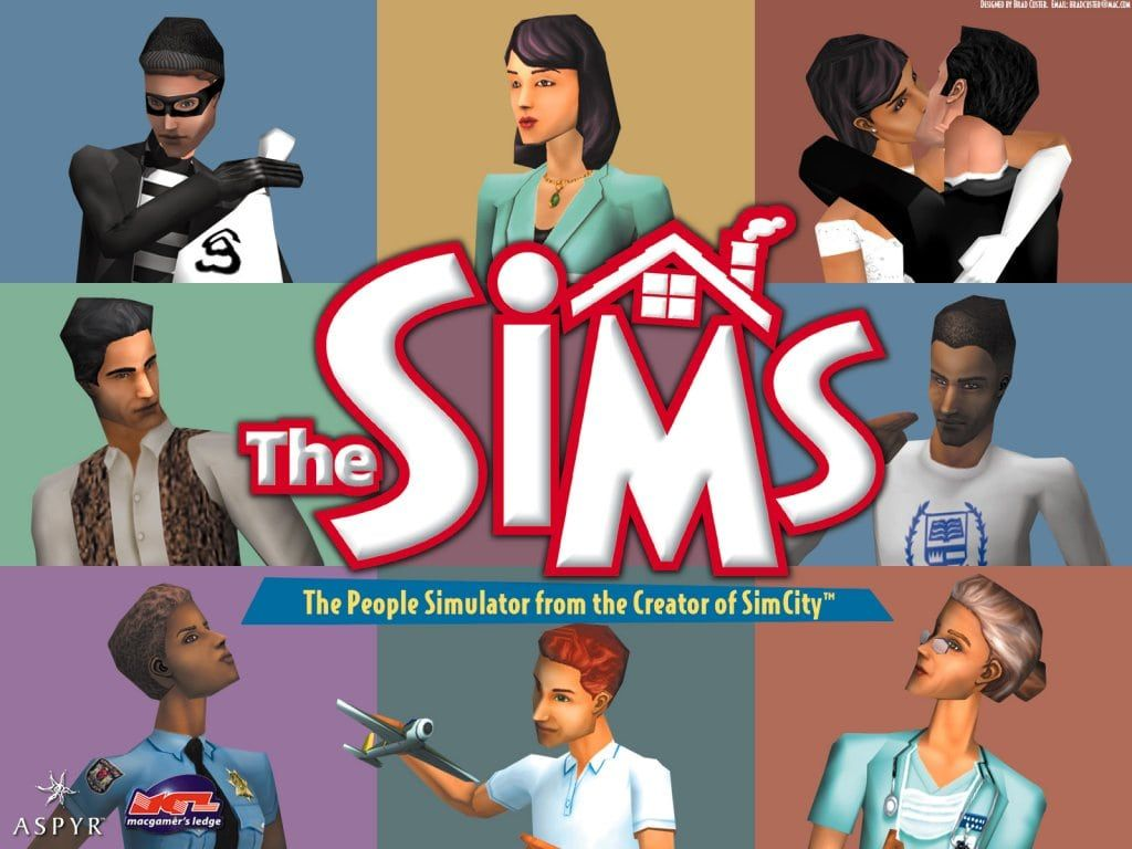 Download Gratis The Sims 1 The Complete Collection