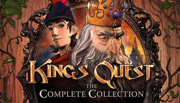 Download Games Gratis King's Quest: The Complete Collection Full Version