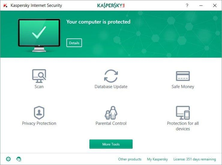 Download Gratis Kaspersky Internet Security Full Version