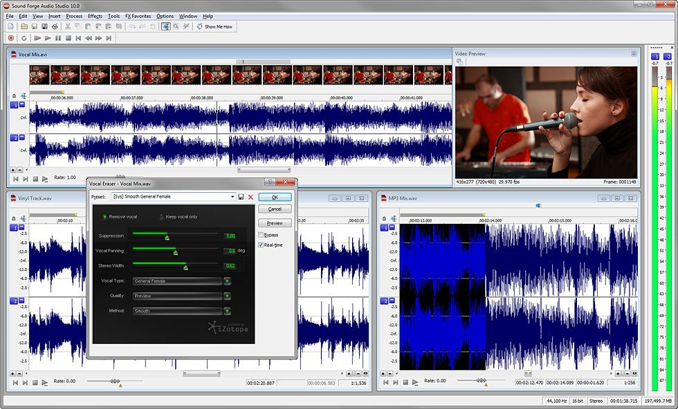 Download Gratis MAGIX Sound Forge Audio Studio 10 Full Version