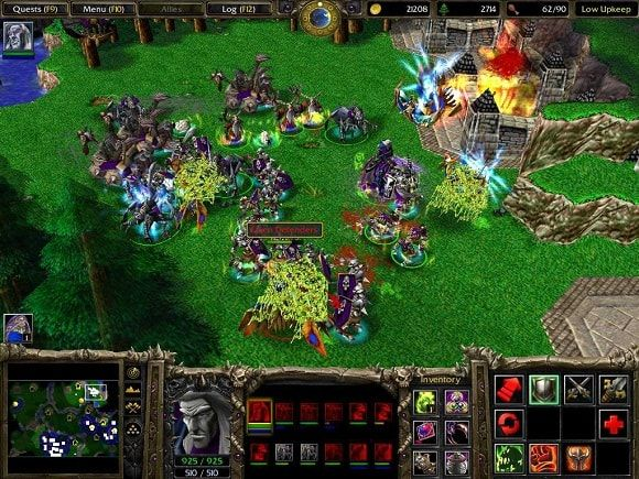 Download Gratis Warcraft III Complete Edition Full Version