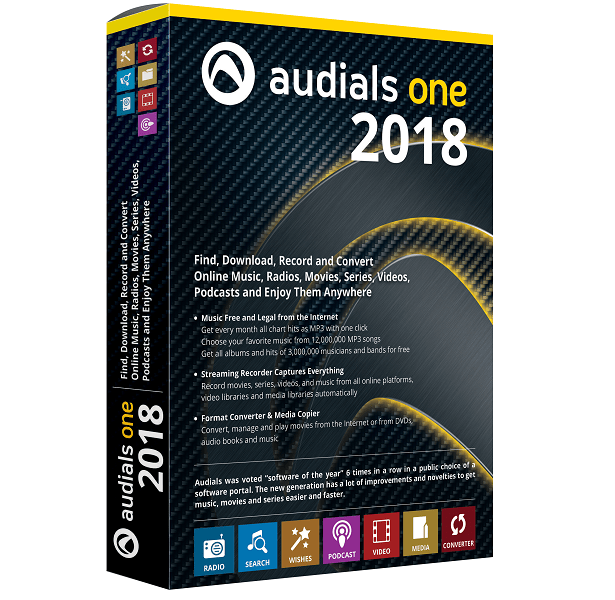 Download Gratis Audials One 2018 Full Version