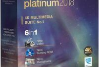 Download Gratis Nero Platinum 2018 Full Version