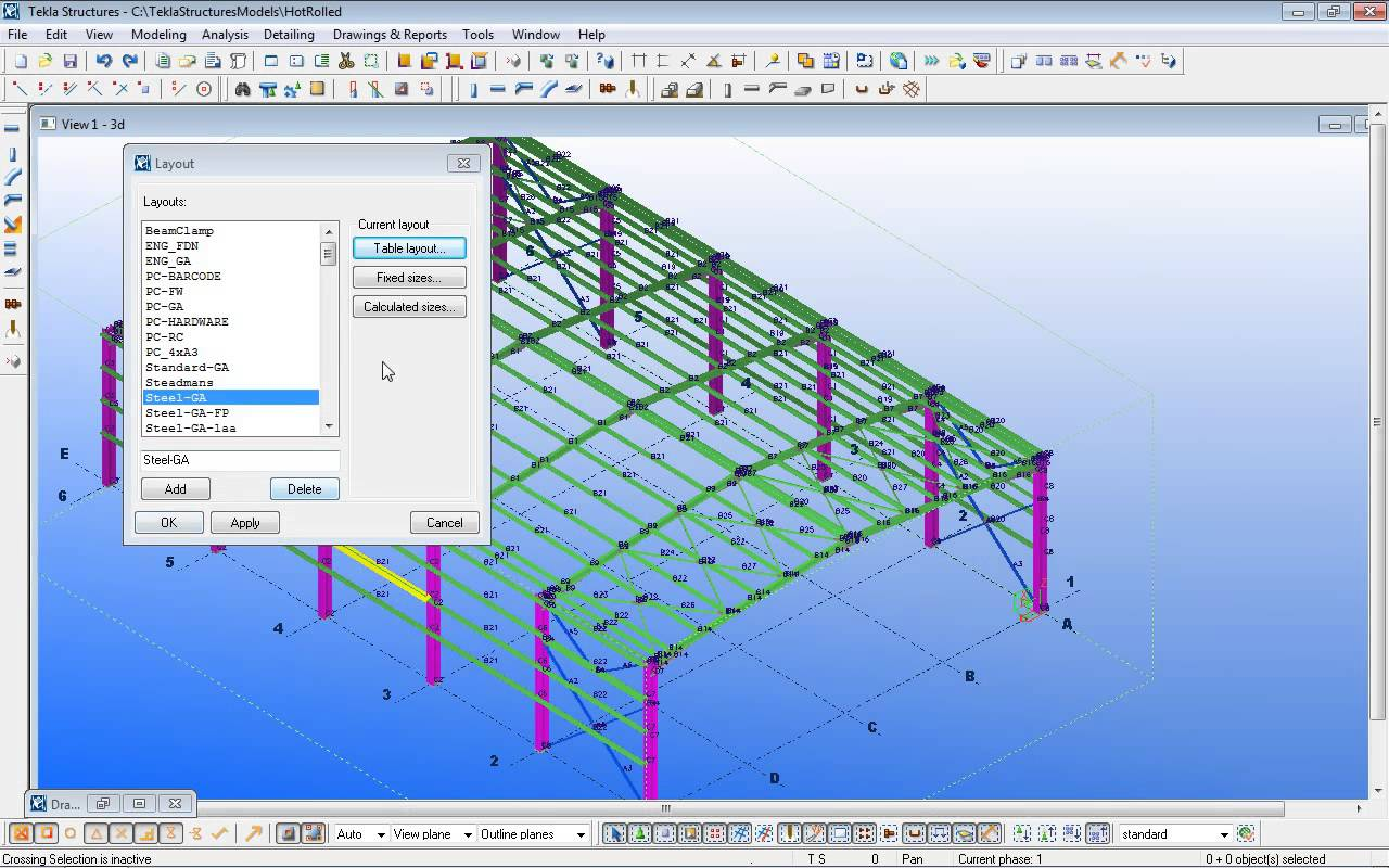 Download Gratis Tekla Structures 21 Full Version