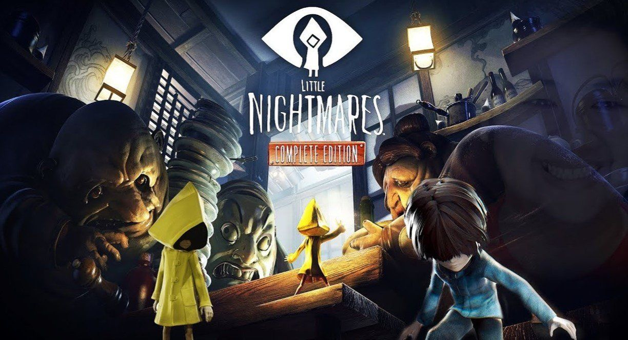 Download Game PC Gratis Little Nightmares Complete Edition Repack
