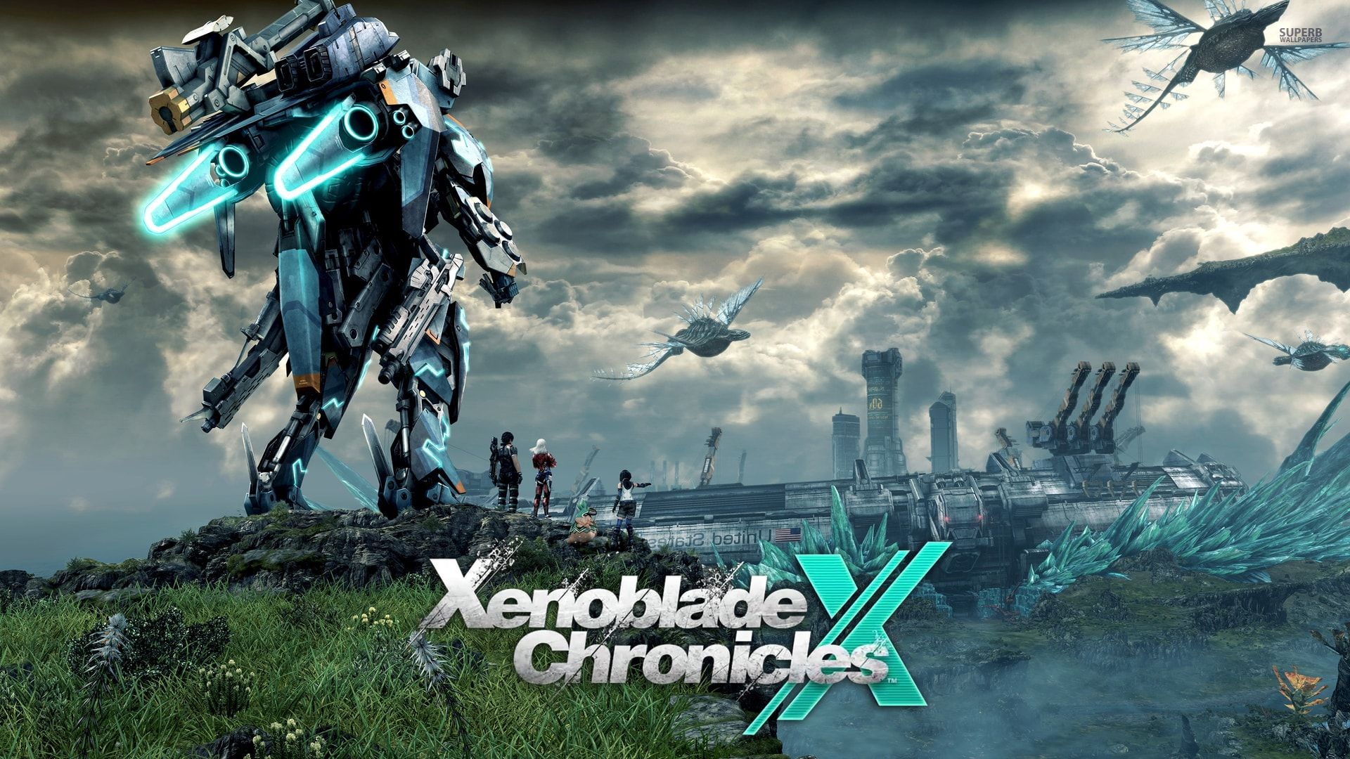 Download Game PC Gratis Xenoblade Chronicles X Full Version