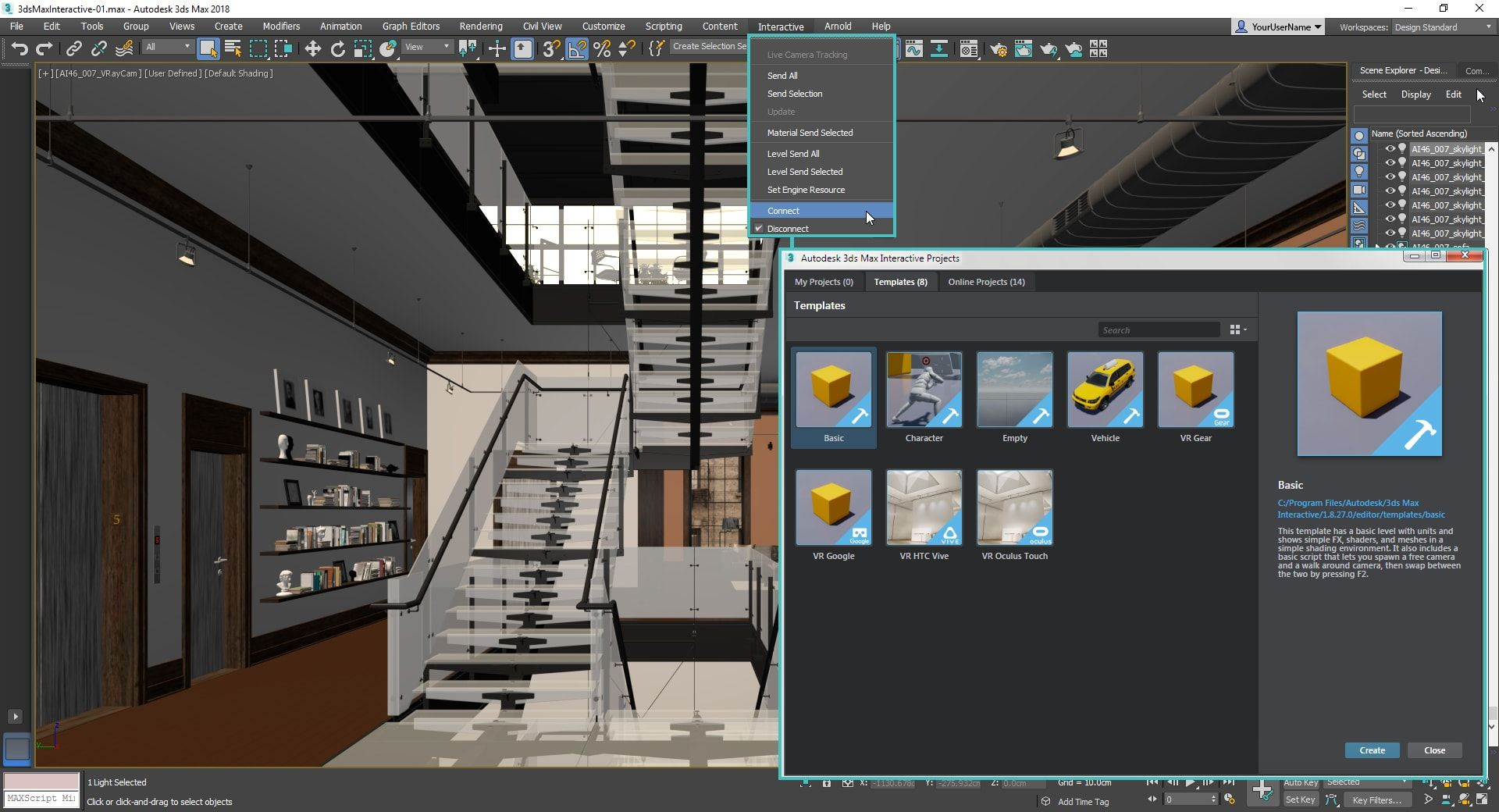 Download Gratis Autodesk 3DS MAX 2018 Full Version