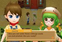 Download Game Harvest Moon Light of Hope