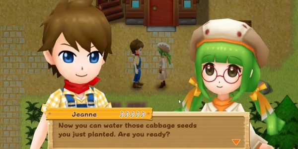 Download Game Harvest Moon Light of Hope – 1