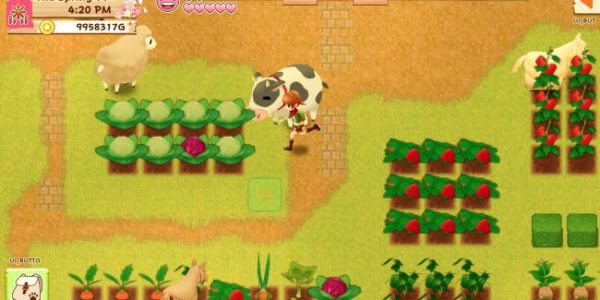 Download Game Harvest Moon Light of Hope – 2