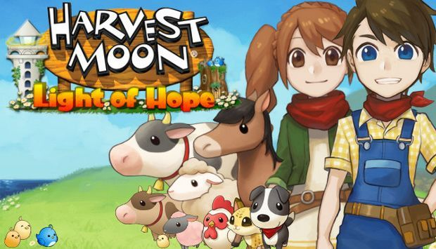 Download Harvest moon Light of Hope Full Version