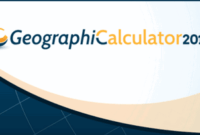 Download Gratis Geographic Calculator 2017 Full Version