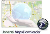 Download Gratis Universal Maps Downloader Full Version