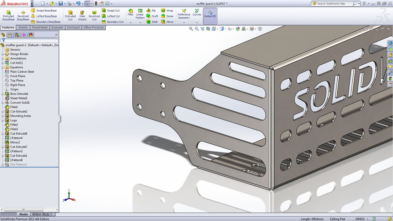Download Gratis SolidWorks Full Version