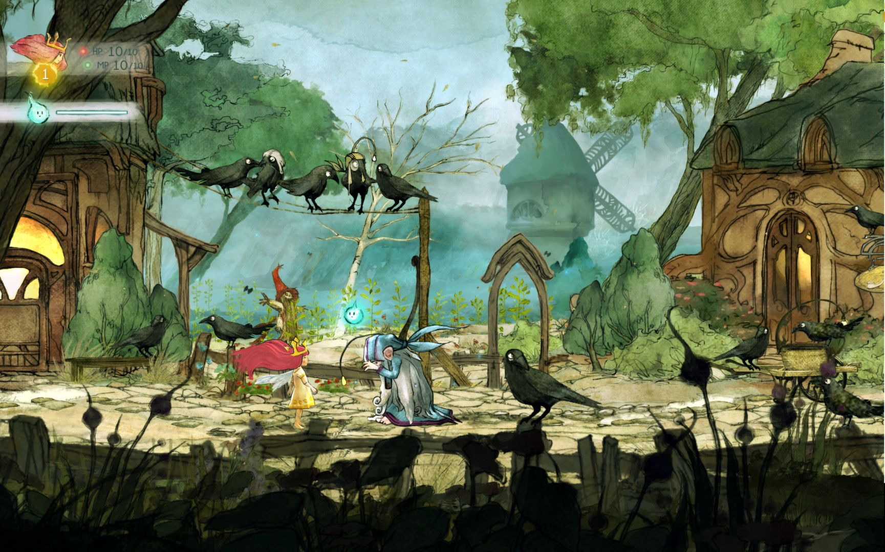 Download Game Child of LIght Full Version Gratis