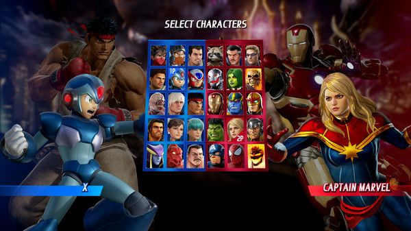 Download Game Marvel vs Capcom Infinite