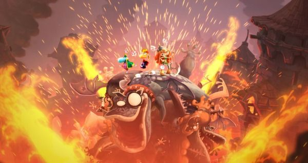 Download Game Rayman Legends Full Version