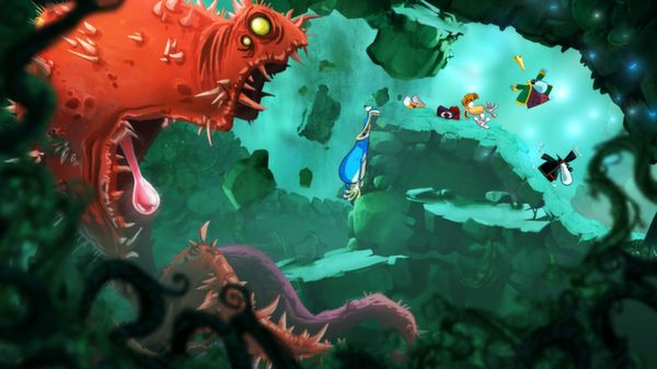 Download Game Rayman Origins Full Version