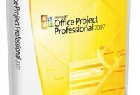 Download Gratis Microsoft Office Project Professional 2007 Full Version