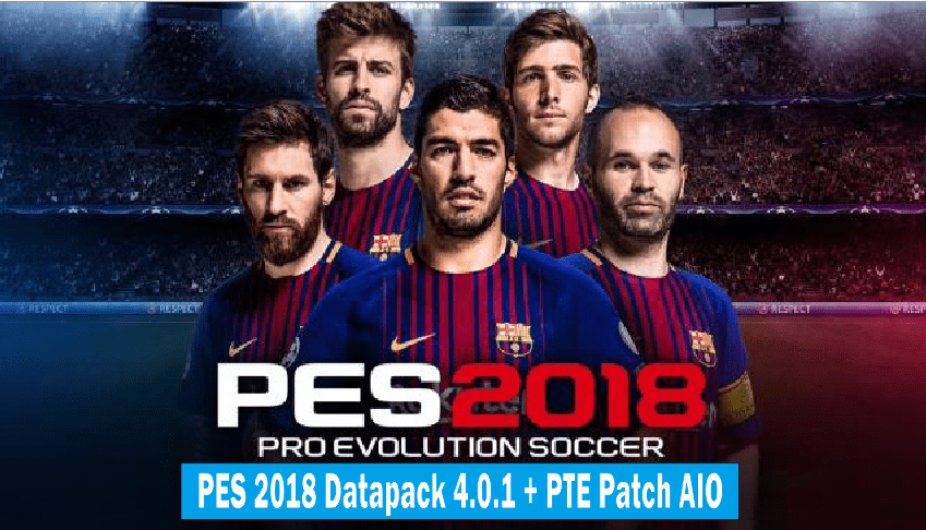 PES 2018 PTE PATCH