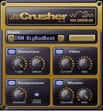 Download Gratis CamelCrusher Full Version
